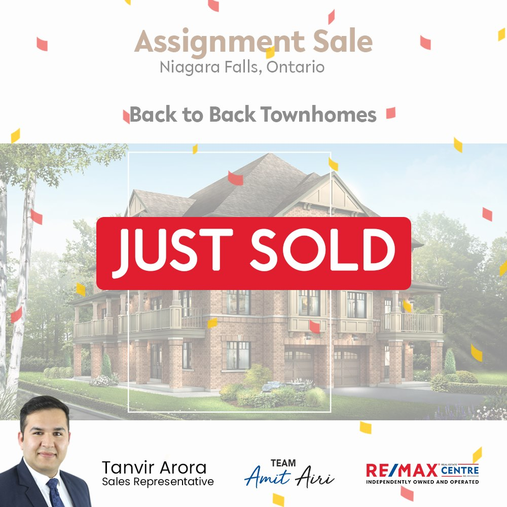 BACK TO BACK TOWNHOMES
